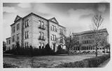 Baylor University College of Medicine, Cary Hall, circa 1930