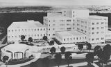 Children's Medical Center of Dallas, pre-construction drawing